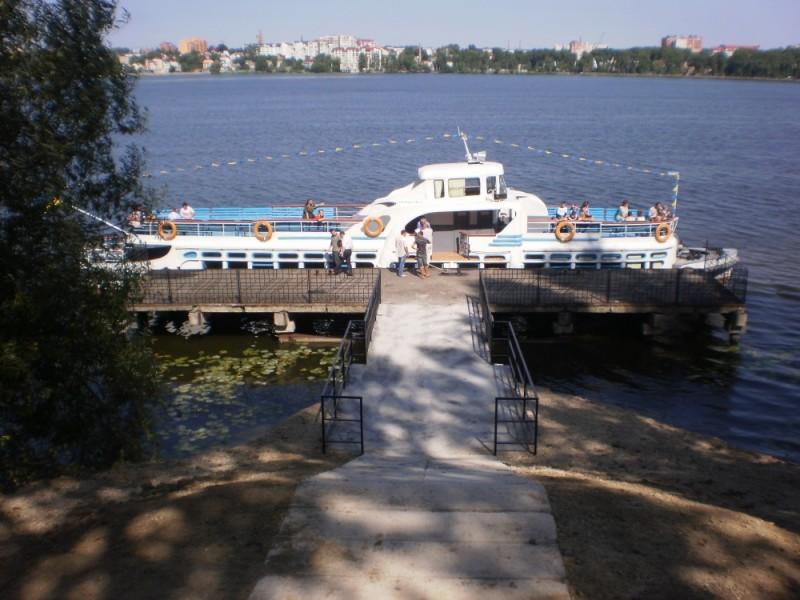 озеро тернопіль